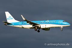 PH-EXP (Airlinerphotos.de) Tags: ams erj170 klmcityhopper