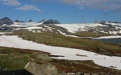 Glacier of Norway (abrideu) Tags: abrideu canoneos100d glacier norway mountains ice sky clouds ngc