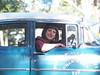 Get In If You Want To Live (justplainrachel) Tags: justplainrache rachel cd tv crossdresser transvestite trans holden vintage retro car fair sixties dress sydney