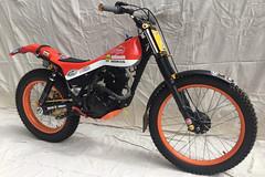 1986 Honda TLR200 - $12,000 - August 2019 (nzpeterb) Tags: nzpeterb nz newzealand trials aircooled twinshock pre65 mototrials motorcycle