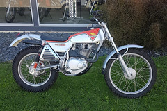 1976 Honda TL250 - $7,995 - July 2019 (nzpeterb) Tags: nzpeterb nz newzealand trials aircooled twinshock pre65 mototrials motorcycle