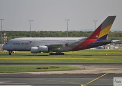 Asiana Airlines A380-841 HL7635 taxiing at FRA/EDDF (AviationEagle32) Tags: frankfurtairport fra frankfurt flughafenfrankfurt flughafen eddf germany deutschland airport aircraft airplanes apron a aviation aeroplanes avp aviationphotography avgeek aviationlovers aviationgeek aeroplane airplane airbus planespotting planes plane flying flickraviation flight asianaairlines asiana staralliance airbus380 a380 a380800 a380841 hl7635 a388