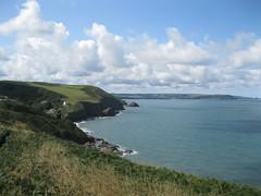 Llangrannog Walk to Ynys Lochtyn (golygfa) Tags: nationaltrust wales ceredigion coast walk cliff