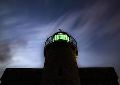 The Lighthouse (panos_adgr) Tags: nikon d850 long exposure photography evening perspective cloud motion sky blue green light lighthouse sousaki greece