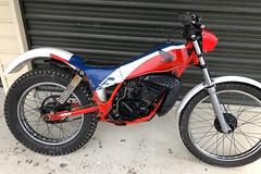 1976 Honda TLM50 - $1,150 - August 2019 (nzpeterb) Tags: nzpeterb nz newzealand trials aircooled twinshock pre65 mototrials motorcycle