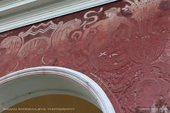 Wall art (srkirad) Tags: travel szolnok hungary wall wallart facade art mural decoration