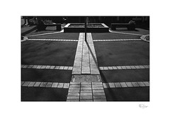 Courtyard (radspix) Tags: yashica fr1 4275 ml f3545 arista edu ultra 200 pmk pyro