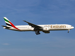 Emirates | Boeing 777-300/ER | A6-EQM (MTV Aviation Photography) Tags: emirates boeing 777300er a6eqm boeing777300er 777 londonstansted stansted stn egss canon canon7d canon7dmkii