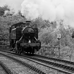 1501 light engine to Kidderminster