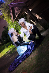 Gwendolyn & Oswald [Odin Sphere] 05 (- NoEx Photography -) Tags: cosplay cosplayer cosplayeur cosplayeuse cosplayers cosplayeurs vizille châteaudevizille parcduchâteaudevizille odinsphere gwendolyn oswald gwendolyncosplay oswaldcosplay odinspherecosplay nature forêt forest arbre arbres tree trees love amour couple castle château robe dress isère grenoble pretty jolie fille femme joliefemme joliefille beautiful beauty belle bellefille bellefemme costume costumes