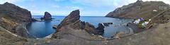 ROQUE BERMEJO, TENERIFE (Nycky28) Tags: tenerife roquebermejo panoramicas panoramic spain españa islascanarias canarias playa volcan mar agua