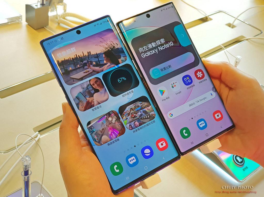 (chujy) Samsung Note10+ 開箱,傑出的一手 - 2