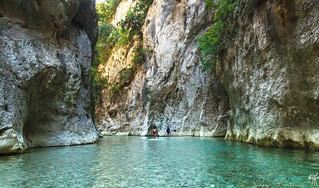 Acheron Or Mavropotamos (Black River)