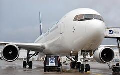 WestJet 767-338(ER) C-FOGT - Glasgow (Steve's Piks) Tags: 767 westjet boeing glasgow gla egpk jet airliner