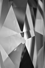 Abstract Art (timon.blub) Tags: quebec canada travel abstract art fine mirror broken monochrome reality pattern shape shapes god meta photo