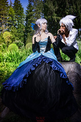 Gwendolyn & Oswald [Odin Sphere] 15 (- NoEx Photography -) Tags: cosplay cosplayer cosplayeur cosplayeuse cosplayers cosplayeurs vizille châteaudevizille parcduchâteaudevizille odinsphere gwendolyn oswald gwendolyncosplay oswaldcosplay odinspherecosplay nature forêt forest arbre arbres tree trees love amour couple castle château robe dress isère grenoble pretty jolie fille femme joliefemme joliefille beautiful beauty belle bellefille bellefemme costume costumes