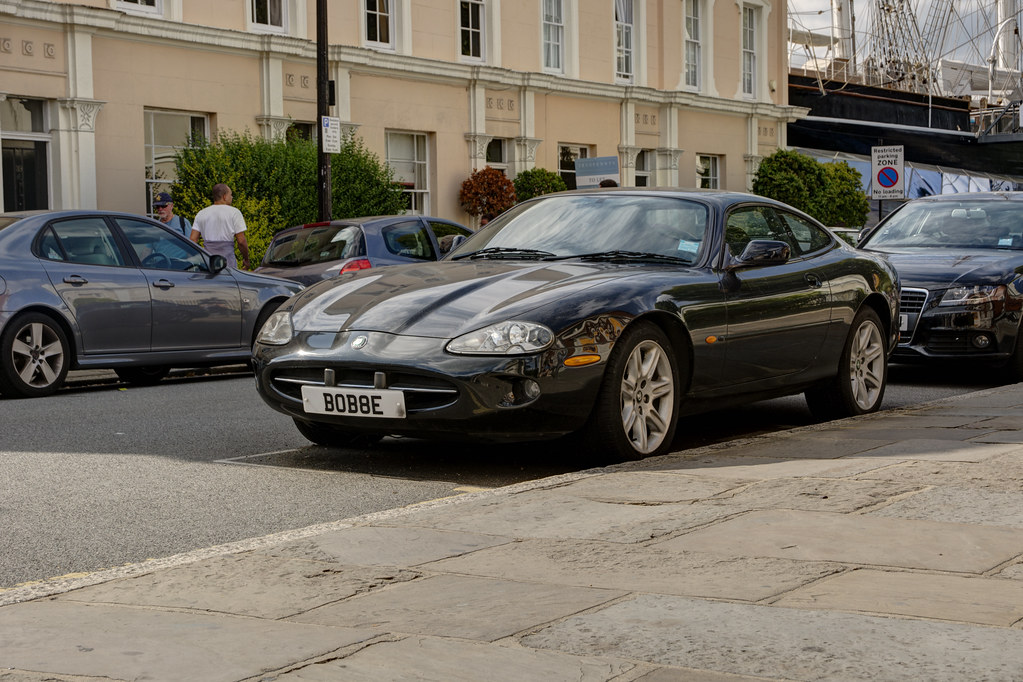 The World's newest photos of jaguar and xk8 - Flickr Hive Mind