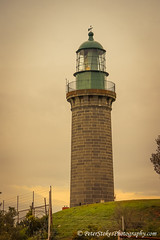 The Queenscliff High Light, (1862) also called the Fort  or Blake lighthouse, Queenscliff, Victoria (Peter.Stokes) Tags: colour nature landscape outdoors photography photo australian australia victoria light sky lighthouse house color water landscapes vacations