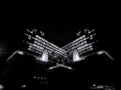 Music for 18 Musicians // Cut-up XXVIII (Novowyr) Tags: elbphilharmonie herzogdemeuron architecture hamburg concerthall konzerthalle architektur wahrzeichen famous landmark mirrored night blackandwhite illuminated beleuchtet lichter lights fujifilm gfx50 gf23mmf4rlmwr f16 mediumformate mittelformat
