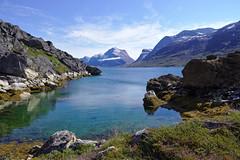 Postcard (timon.blub) Tags: landscape greenland arctic travel beautiful postcard fjord nuuk mountains