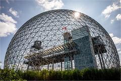 Biosphère Montreal (:: Blende 22 ::) Tags: montreal canada canoneos5dmarkiv canonef2470mmf28liiusm quebec biosphère complexeaquatique