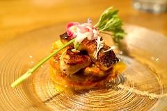 Unagi and Foie Gras Poire (mkm0624) Tags: food japan eel poire foiegras sony α α7sⅱ