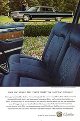 1965 Cadillac Sedan USA Original Magazine Advertisement (Darren Marlow) Tags: 1 5 6 9 19 65 1965 c cadillac s sedan car cool collectible collectors classic a automobile v vehicle u us usa united states g m gm general motors american america 60s