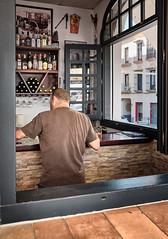 (-Gsus-) Tags: streetphoto people color bar window