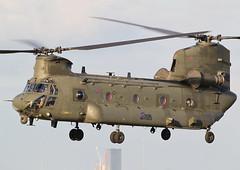 ZH892 Boeing Vertol Chinook HC.6A (Barry Swann) Tags: spotter avgeeks avgeek canonlens canoncamera canon aviationphotography aviation rafodiham manchester barton bladeslap chocktaw helecopter boeingvertol chin00k boeing