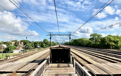 Chicago, 2019 (gregorywass) Tags: train metra commuter electric station chicago summer august 2019