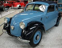 Rear engine Mercedes (Schwanzus_Longus) Tags: speyer german germany old classic vintage car vehicle sedan saloon rear engine mercedes benz 170h 170 h