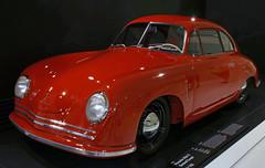 356 Gmünd Coupé (Schwanzus_Longus) Tags: german germany stuttgart austria austrian old classic vintage car vehicle coupe coupé porsche 356 gmünd