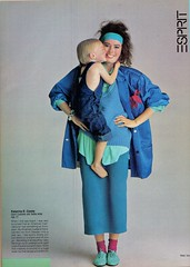 Esprit 1985 (barbiescanner) Tags: esprit vintage retro fashion vintagefashion 80s 80sfashions 1980s 1980sfashions 1985 vogue vintagevogue