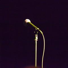 Demonic Hold (Clint__Budd) Tags: 119picturesin2019 demonic edinburghfringe standup mike edinburghfestival