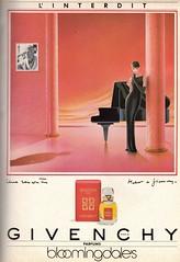 Givenchy 1985 (barbiescanner) Tags: givenchy vintage retro fashion vintagefashion 80s 80sfashions 1980s 1980sfashions 1985 vogue vintagevogue