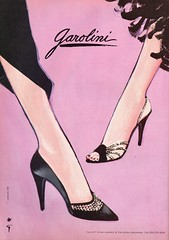 Garolini 1985 (barbiescanner) Tags: garolini vintage retro fashion vintagefashion 80s 80sfashions 1980s 1980sfashions 1985 vogue vintagevogue renègruau fashionillustration