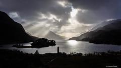 Glenfinnan (francoispobez) Tags: scotland ecosse explore landscape loch shiel glanfinnan cloud