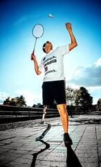 Pedro Pablo Jugador Paralímpico de Badminton Cliente: Ottobock Andina (Dave. Oz) Tags: atleta paralimpico paralimpic badminton portrait portraitphotography corporative corporativo ottobock protesis ortesis prostetic athletic bogota