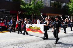 Canmore Canada Day Parade 2019 Stetsons 2 (Bracus Triticum) Tags: canmore canada day parade 2019 stetsons marching band キャンモア アルバータ州 alberta カナダ 7月 七月 文月 shichigatsu fumizuki bookmonth reiwa summer july