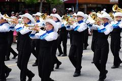 Canmore Canada Day Parade 2019 Roundup 5 (Bracus Triticum) Tags: canmore canada day parade 2019 roundup marching band キャンモア アルバータ州 alberta カナダ 7月 七月 文月 shichigatsu fumizuki bookmonth reiwa summer july
