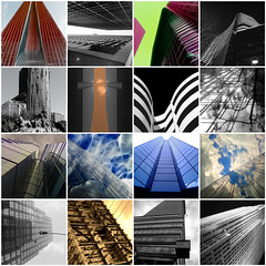 I really love buildings... (ix 2018) Tags: edificios mosaico mosaic urban urbano buildings israfel67