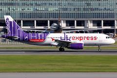 Hong Kong Express | Airbus A320-200 | B-LCH | Hong Kong International (Dennis HKG) Tags: aircraft airplane airport plane planespotting canon 7d 100400 hongkong cheklapkok vhhh hkg hongkongexpress hke uo airbus a320 airbusa320 blch