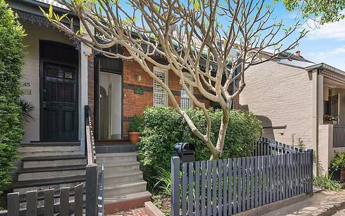 43 Arthur St, Leichhardt NSW 2040