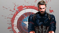captain america 17 (nivtaz) Tags: official marvel trailers universe movie trailer avengers 2 2015 cover civil war latest 2018 wikipedia length youtube for new 3 infinity wiki release date imdb last original 2017 full studios most recent hd characters comics movies website captain superheroes second 2019 assemble black panther how long is endgame time comic film third videos captan director 1 part next age ultron marvels mcu old wars download 4 site avenger when did come out