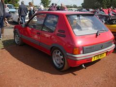 1989 Peugeot 205 GTI F78 RHT (Sig-Classics) Tags: 1989 peugeot 205 gti f78 rht