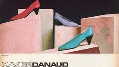 Xavier Danaud 1982 (barbiescanner) Tags: xavierdanaud vintage retro fashion vintagefashion 80s 80sfashions 1980s 1980sfashions 1982 vogue vintagevogue