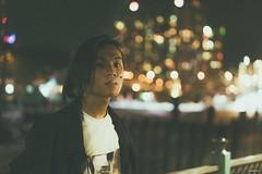 BEN00767-3 (vnproben) Tags: portrait night street light hongkong a6500 50mm photography sonyalpha
