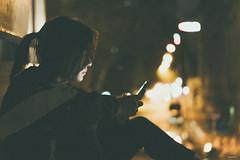 BEN00736-6 (vnproben) Tags: portrait night street light hongkong a6500 50mm photography sonyalpha