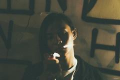 BEN00724-8 (vnproben) Tags: portrait night street light hongkong a6500 50mm photography sonyalpha