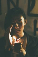 BEN00711-11 (vnproben) Tags: portrait night street light hongkong a6500 50mm photography sonyalpha